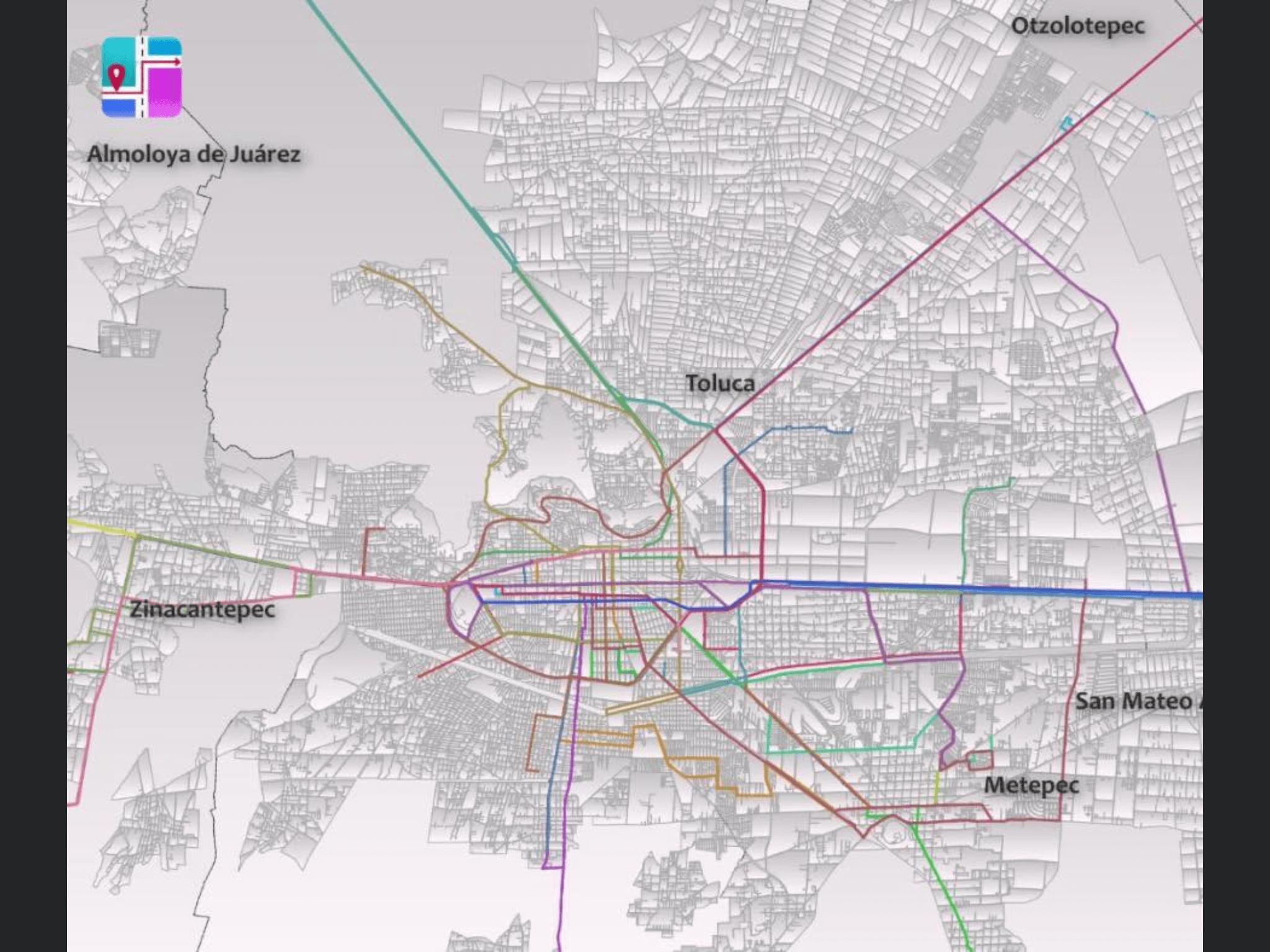 "Universitarios buscan ""mapear"" de transporte público"