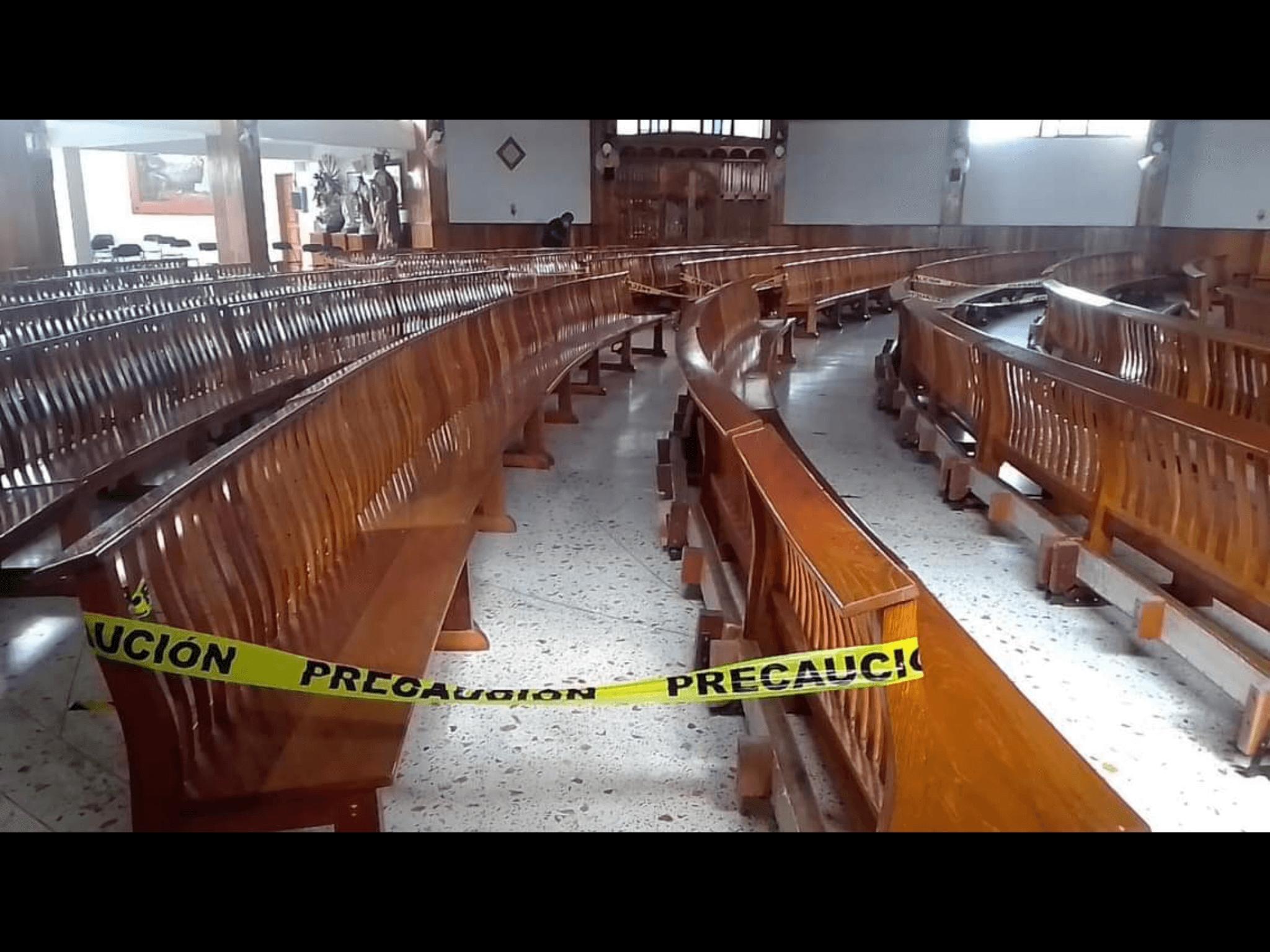 """Piden que celebraciones litúrgicas en Toluca sean """"en línea"""""""