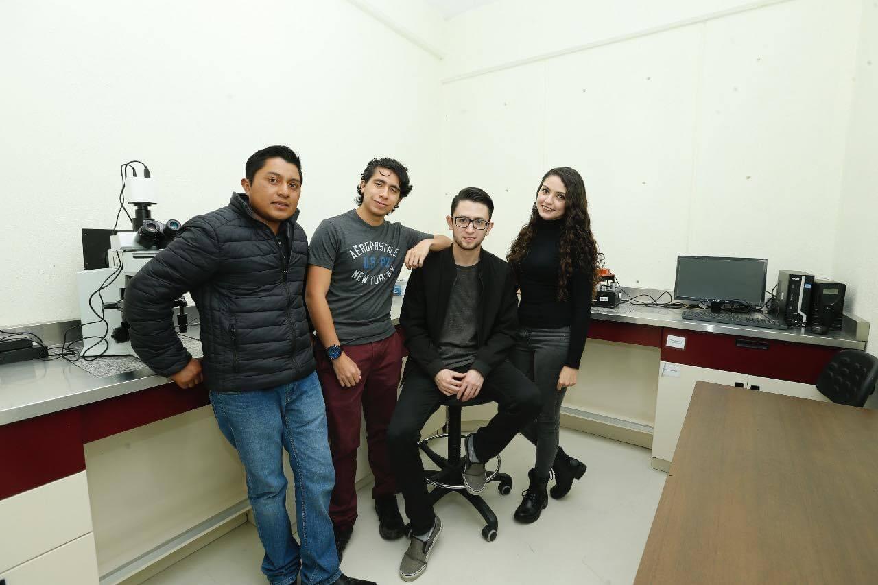 Revolucionan trasplantes de córnea y ganan reconocimiento, estudian en UAEM