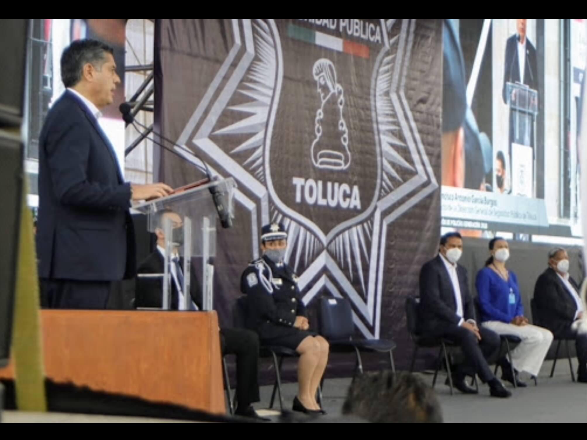 De asesor del alcalde a titular de seguridad en Toluca