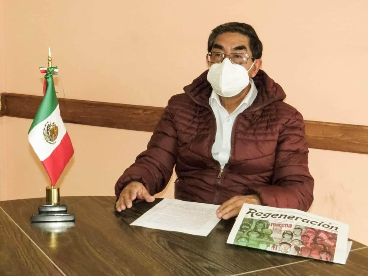 Llama a ceñirse a bases de candidatura a alcaldía en Toluca