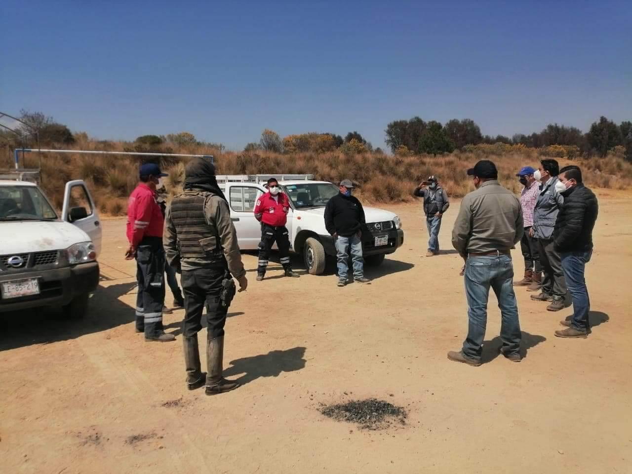 Montan patrullajes en zona del Nevado de Toluca