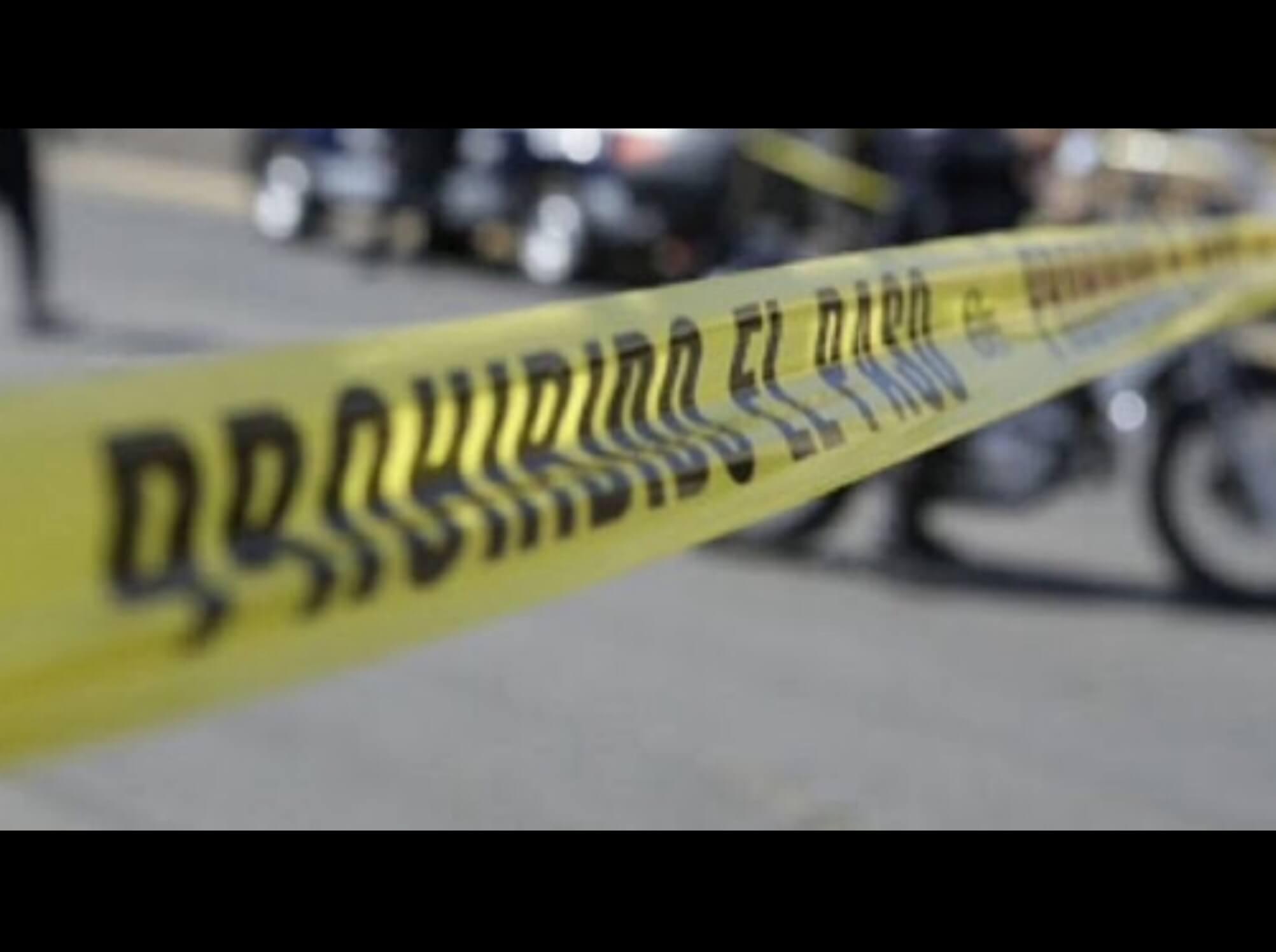 Asesinan a tiros a hombre en Toluca