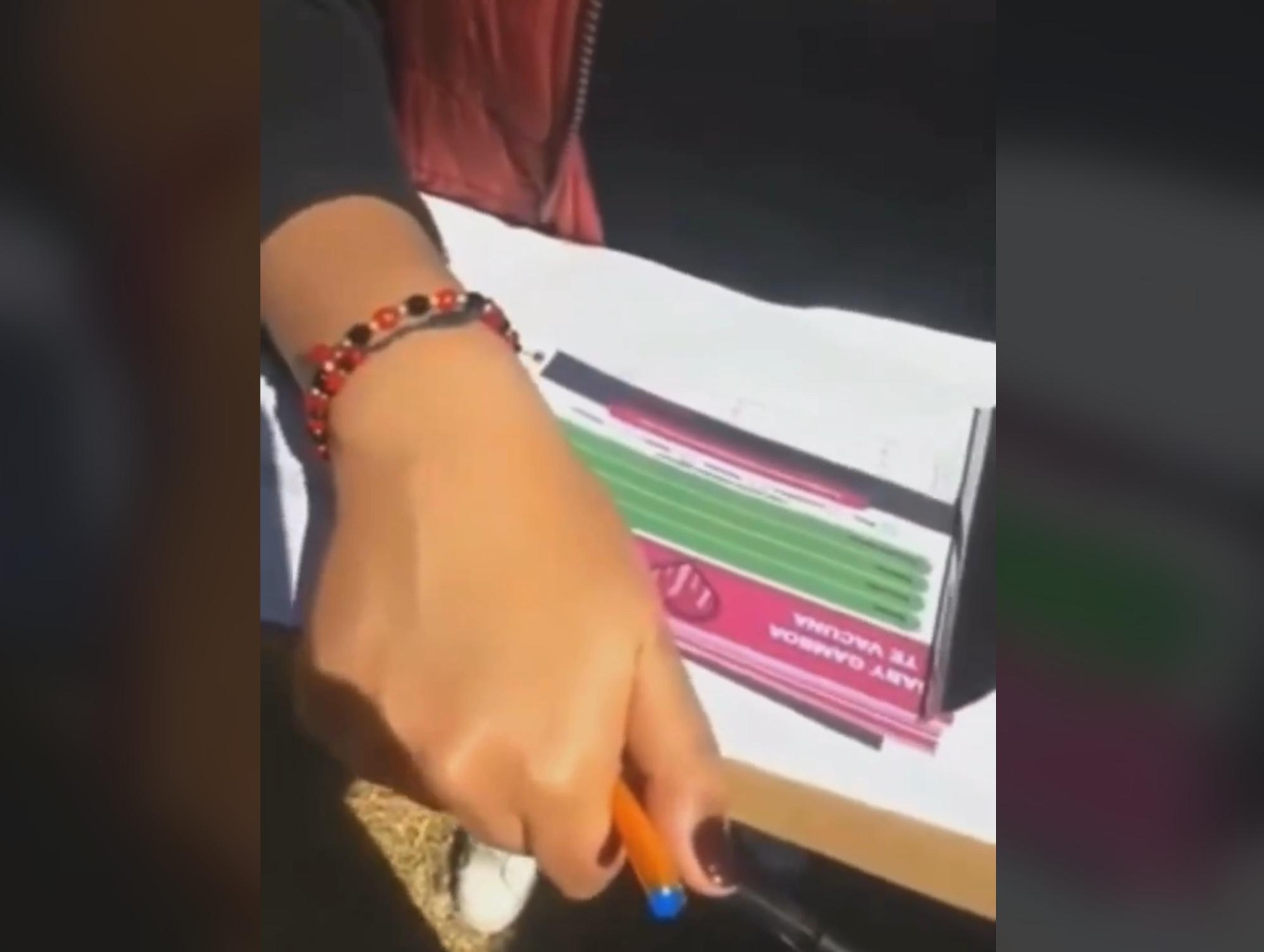 En año electoral, colectan datos en Metepec; alcaldesa se deslinda