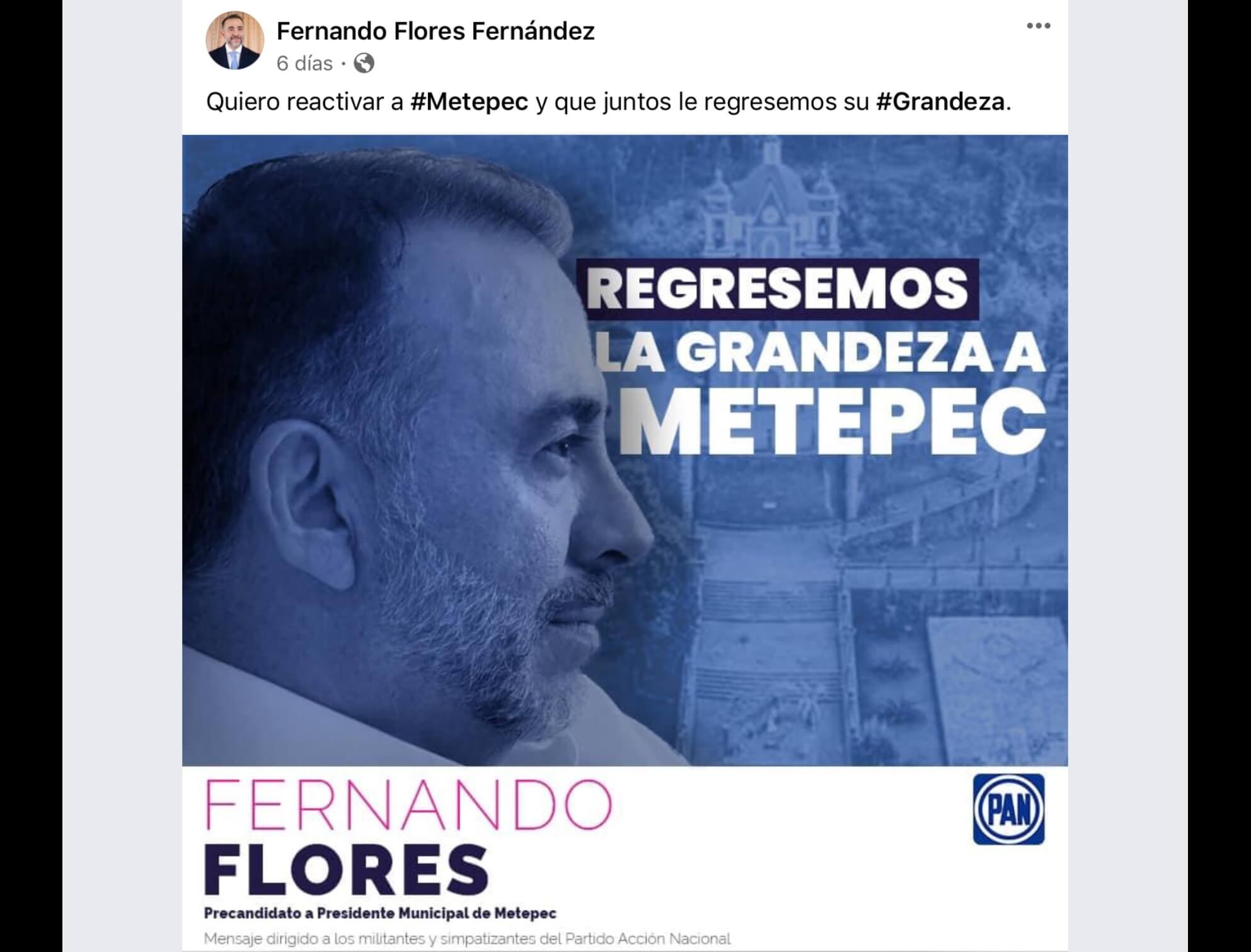 Fernando Flores violó la Ley pero no fue grave: TEEM