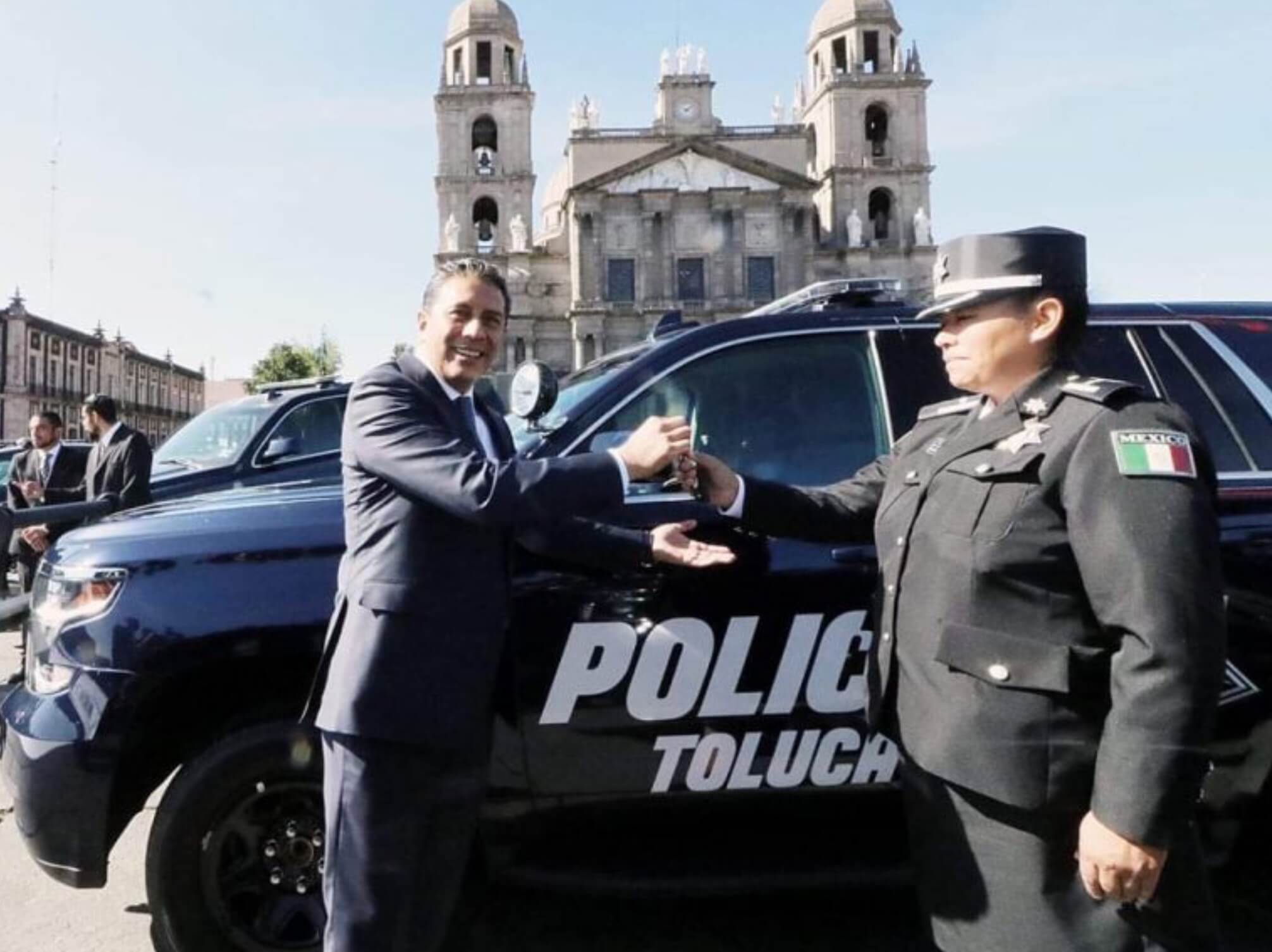 """Con tintes electorales, denuncia en """"La Mañanera"""" sobre Toluca"""