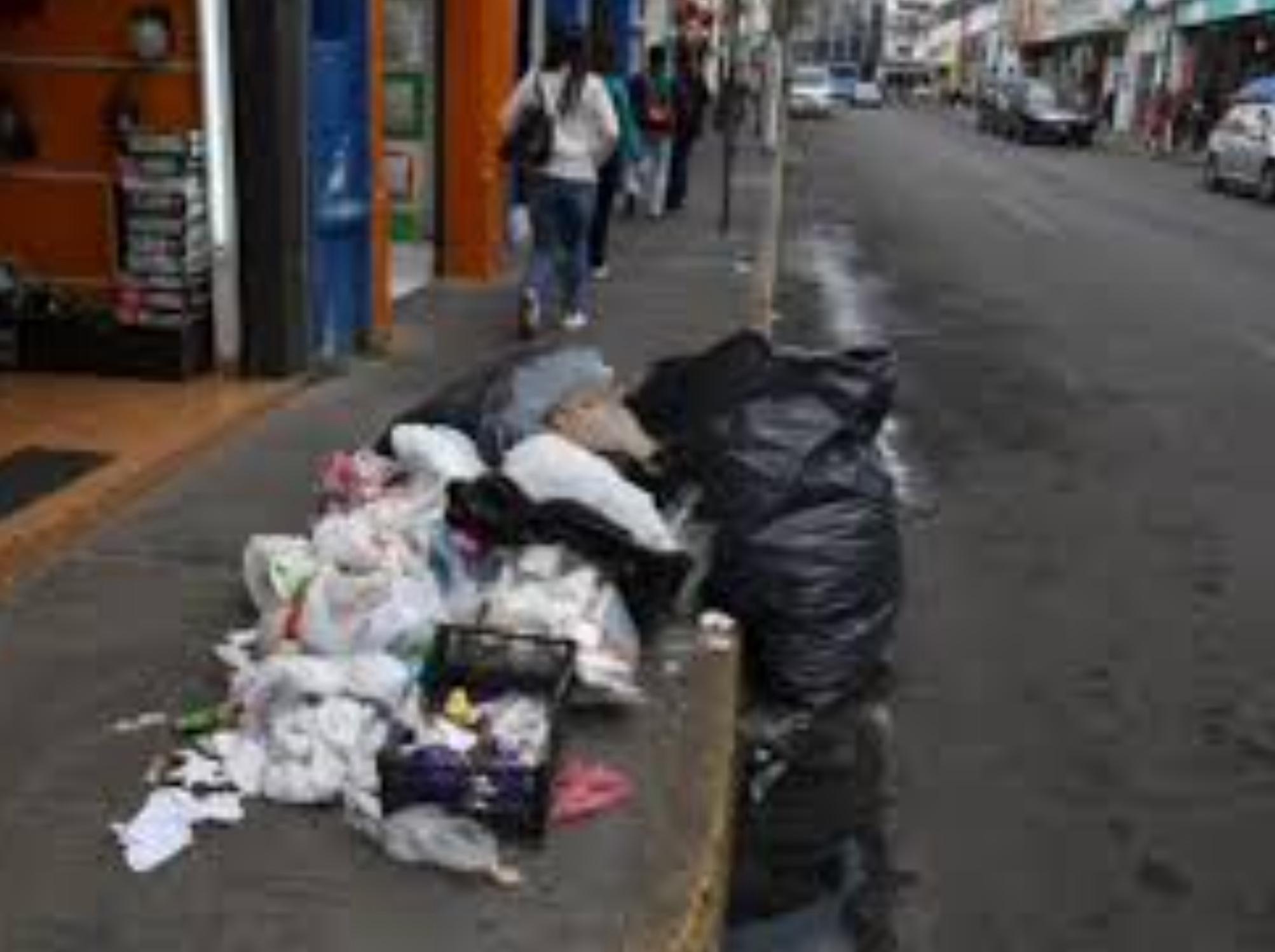 Activan pre-registro para recolección de basura de negocios en Toluca