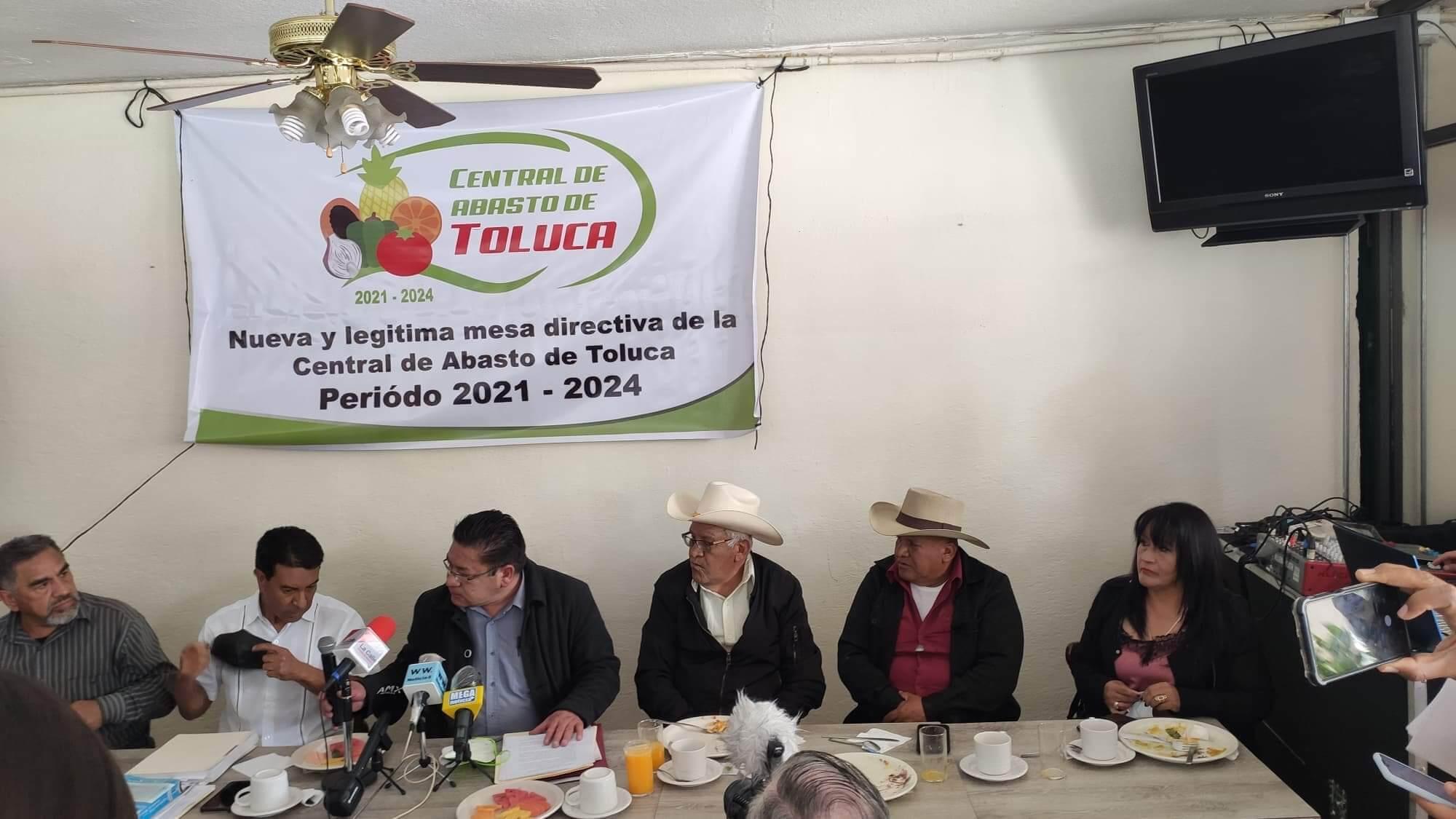 Crece pugna por control de Central de Abastos Toluca