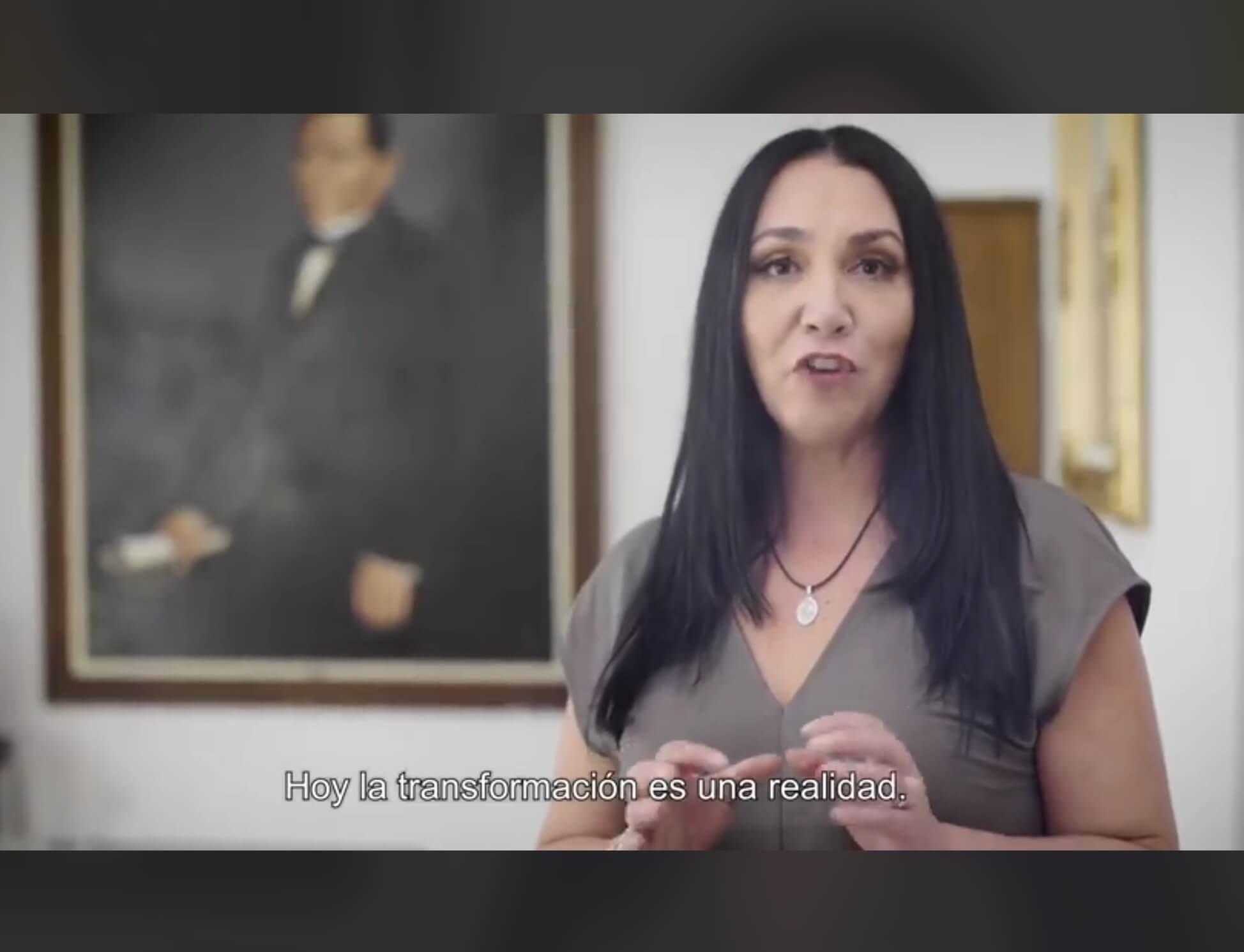 Gabriela Gamboa deja alcaldía de Metepec; va por reelección