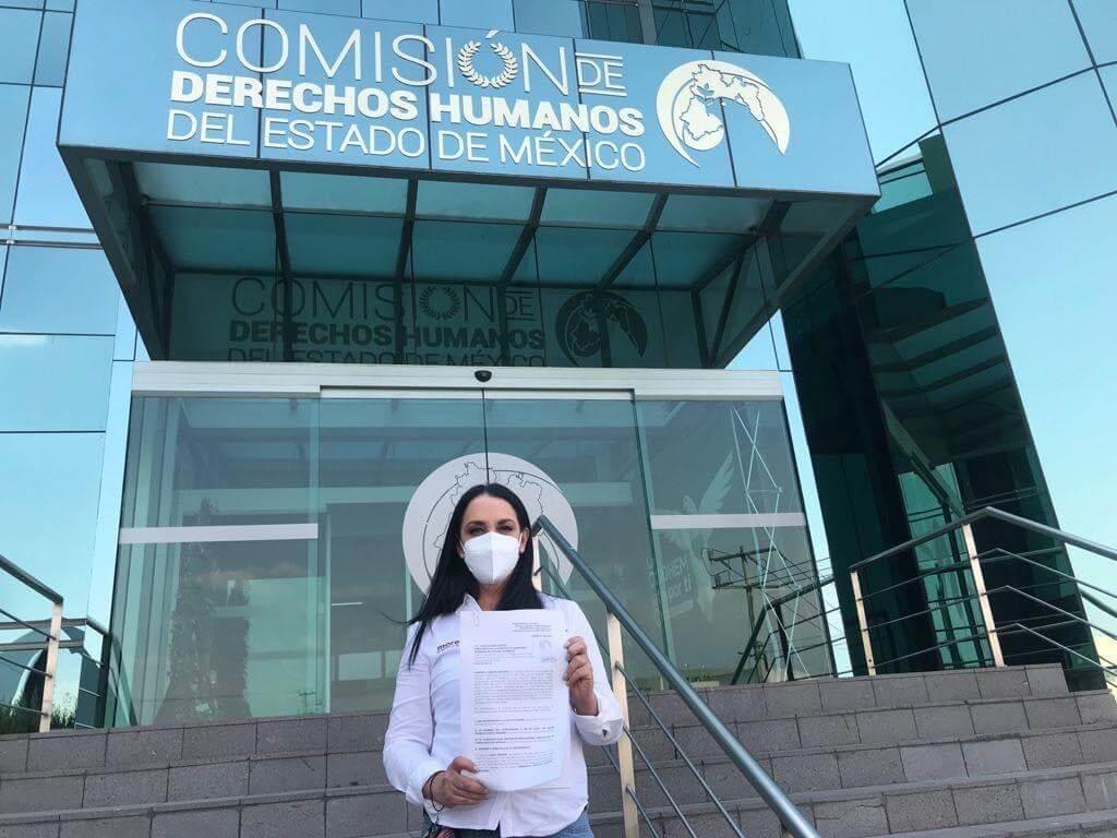Oficializa denuncias por llamadas nocturnas en Metepec