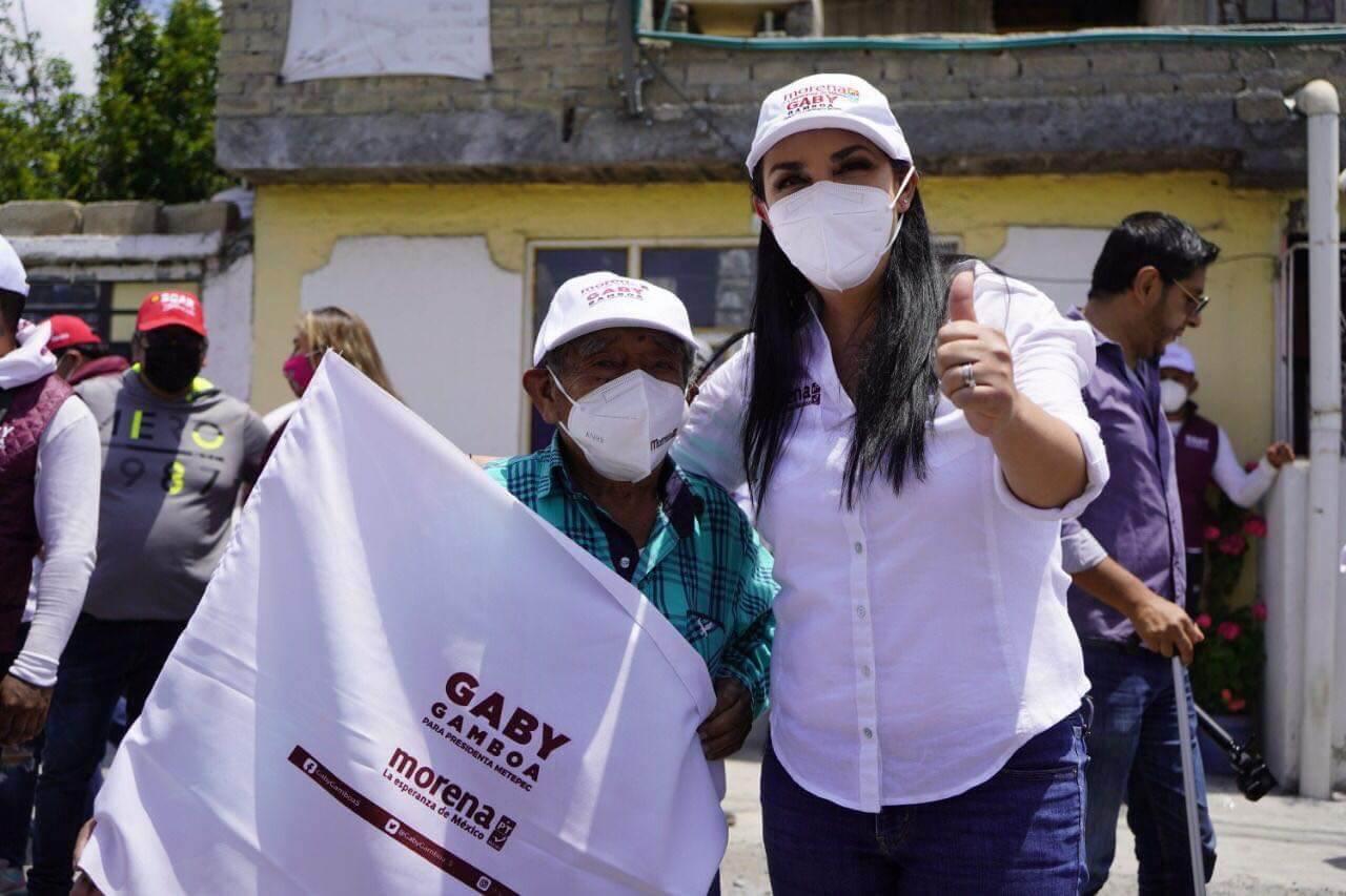 """""""APP para denunciar alumbrado público en Metepec"""""""
