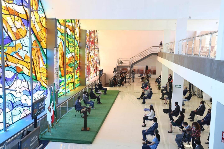 Estrenan biblioteca en Facultad de Ingeniería de UAEM