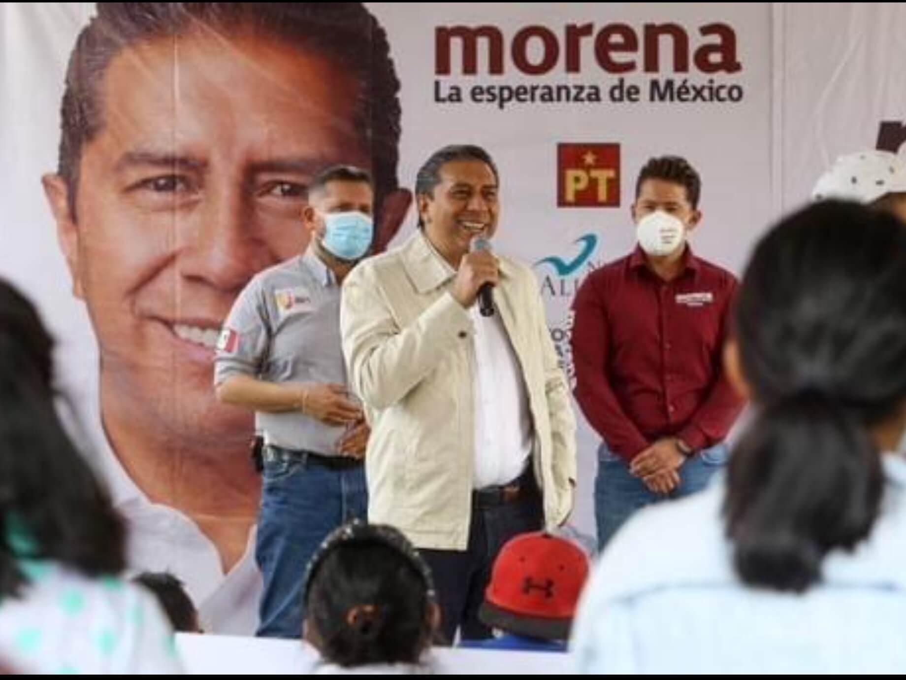 Prioriza JuanRo inclusión sobre preferencia partidista
