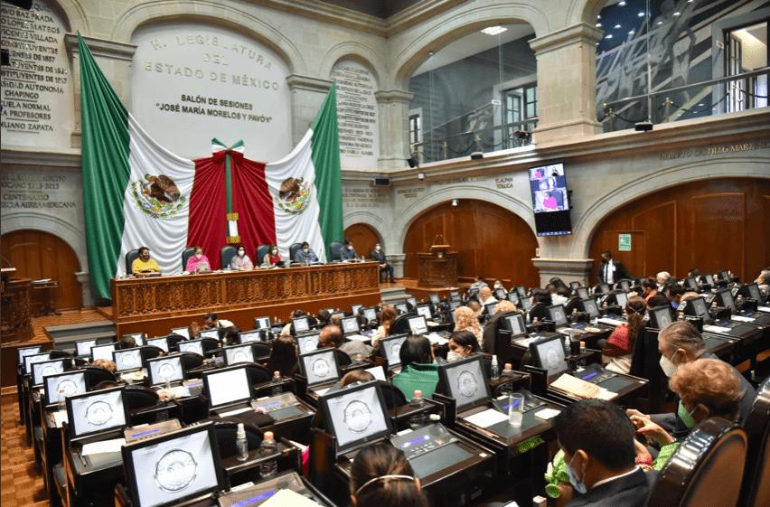 Reforma a Constitución en Edoméx con revocación de mandato